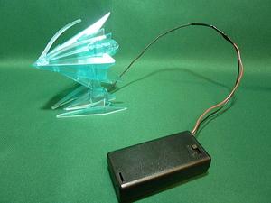 ライトニングランス LED 発光 LBXカスタムエフェクト
